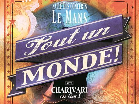 LA NOUVELLE COMÉDIE MUSIC-HALL : TOUT UN MONDE  !