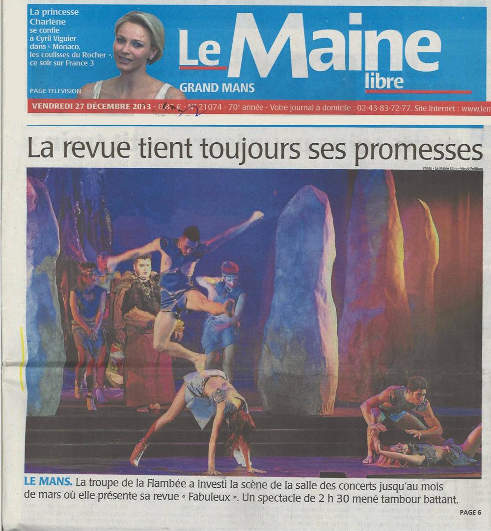 Maine Libre