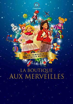 LD-La Boutique aux merveilles - Affiche