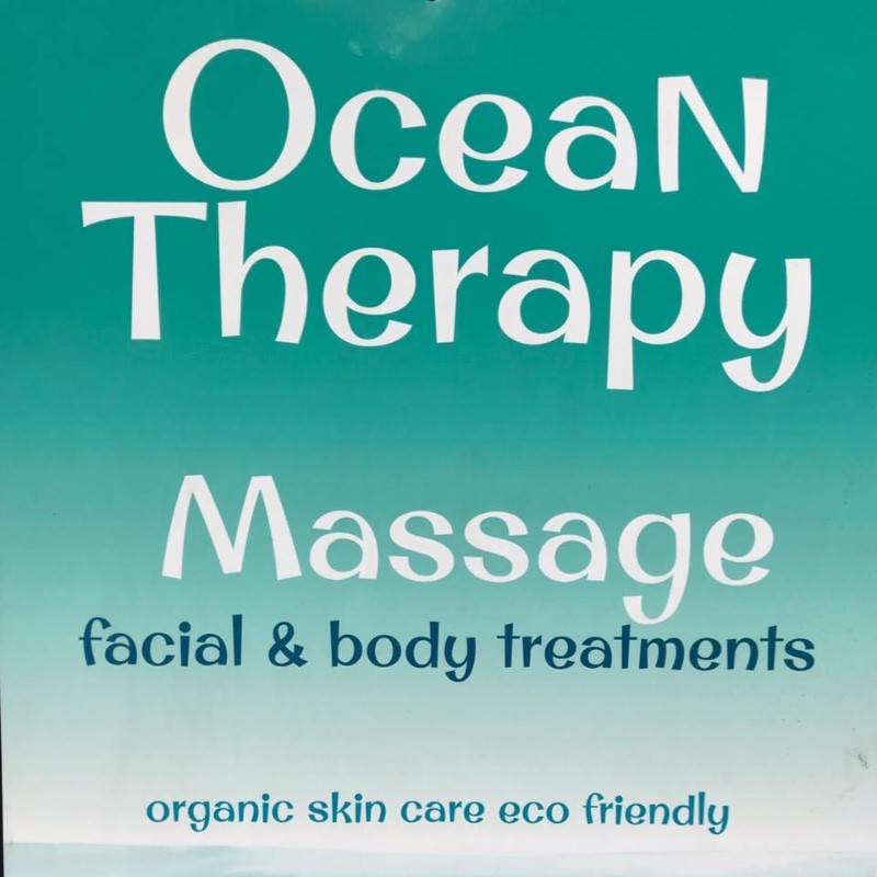 Ocean Therapy Massage logo