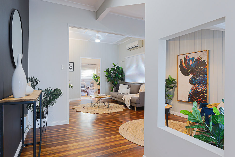 Property Styling - Living