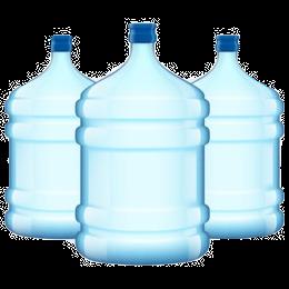 Combien payez-vous pour l'eau embouteillée?