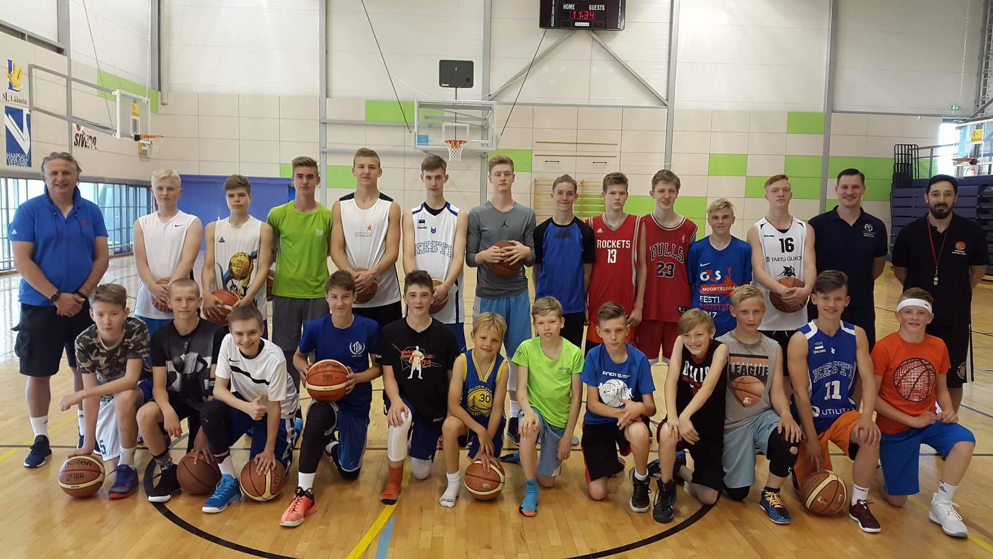 Basketball Estonia