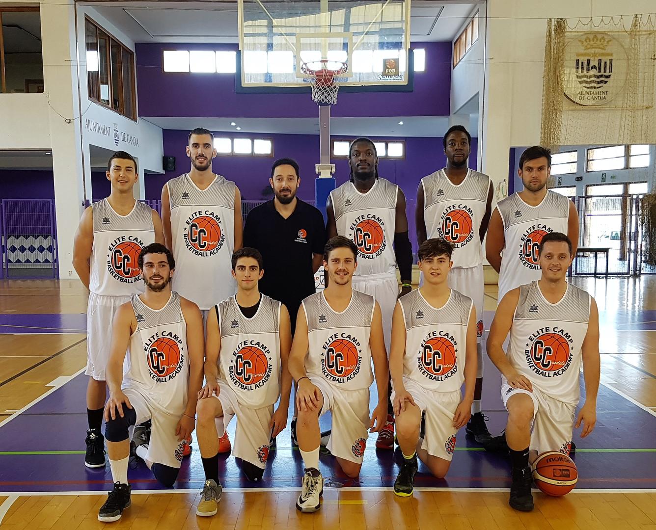 Basketball Academy Team