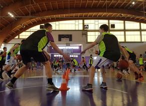 IV Easter Basketball Camp Spain 2019
