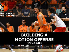 Building a Motion Offense