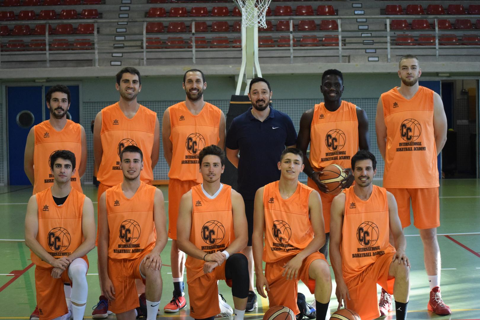Baketball Academy Team