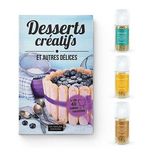 Coffret Desserts Créatifs