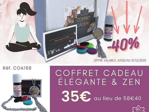 """Coffret Femme """"Élégante & Zen"""""""
