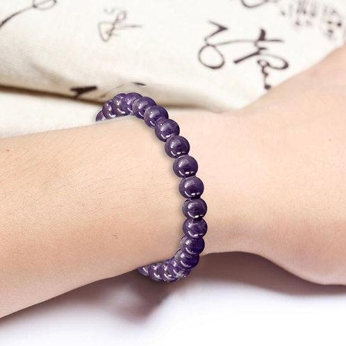 Bracelet «Spirituel» Améthyste