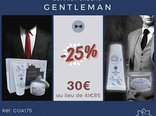 """Coffret Homme """"Gentleman"""""""