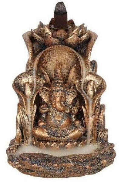 Porte-Encens Bronze Ganesh
