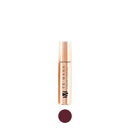 Rouge à lèvres liquide TeMana - Pacific plum