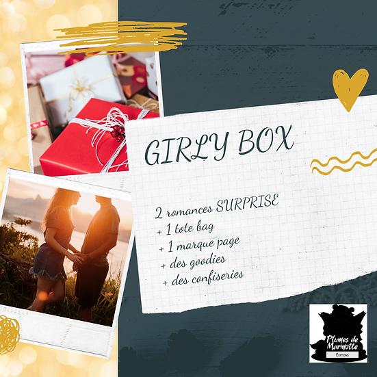 Girly Box de Noël