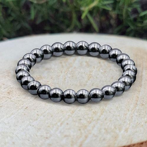 Bracelet «Endurance» Hématite