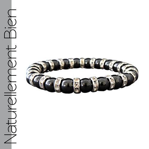 Bracelet Ice Black