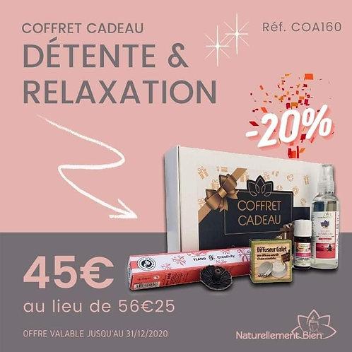 """Coffret Couple """"Détente & Relaxation"""""""