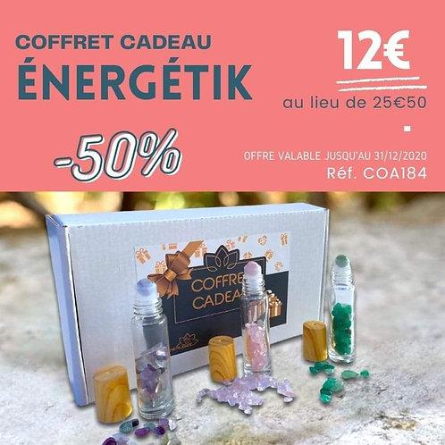 """Coffret Mixte """"Énergétique"""""""