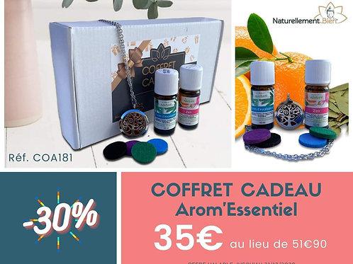"""Coffret mixte """"Arom essentiel"""""""