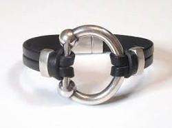 Silver Bridle Bit Bracelet.jpg