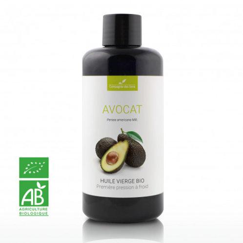Huile végétale d'Avocat BIO 50 ml