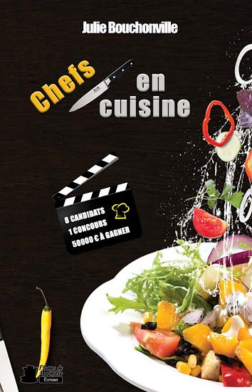 Chefs en Cuisine - Julie Bouchonville