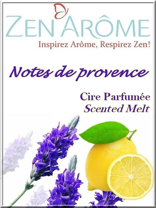 Cire Parfumée Notes de Provence