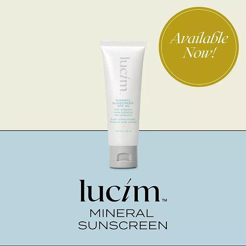 Crème solaire Lucim