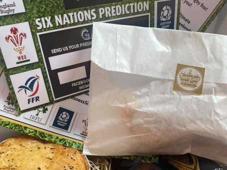 Guiness Six Nations Rugby Boxes