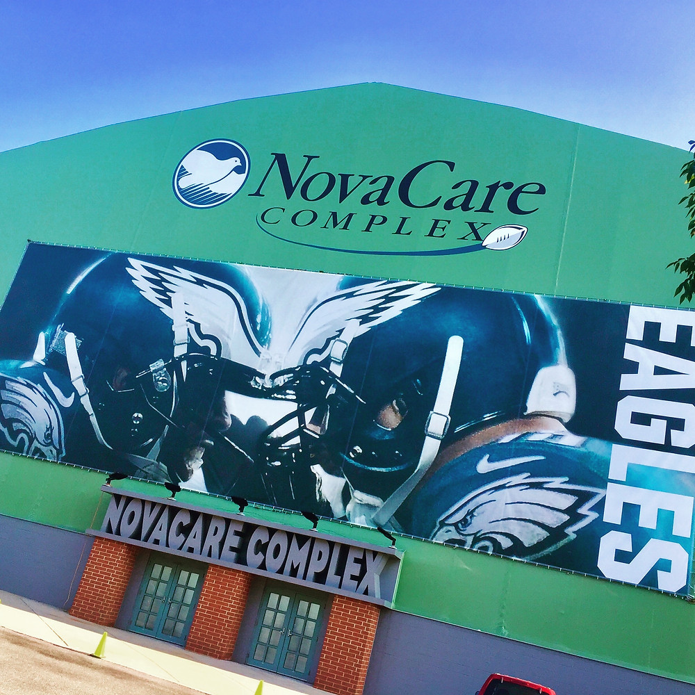 Early Morning at Novacare Complex Philadelphia