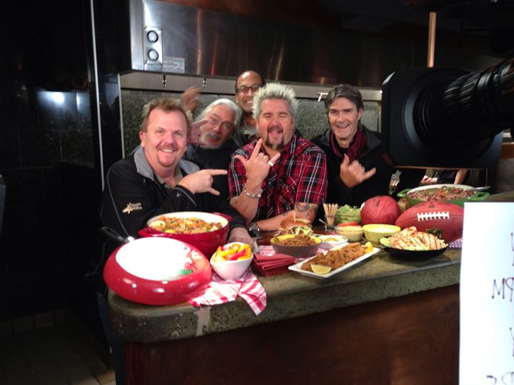 Another SMT with Guy Fieri!