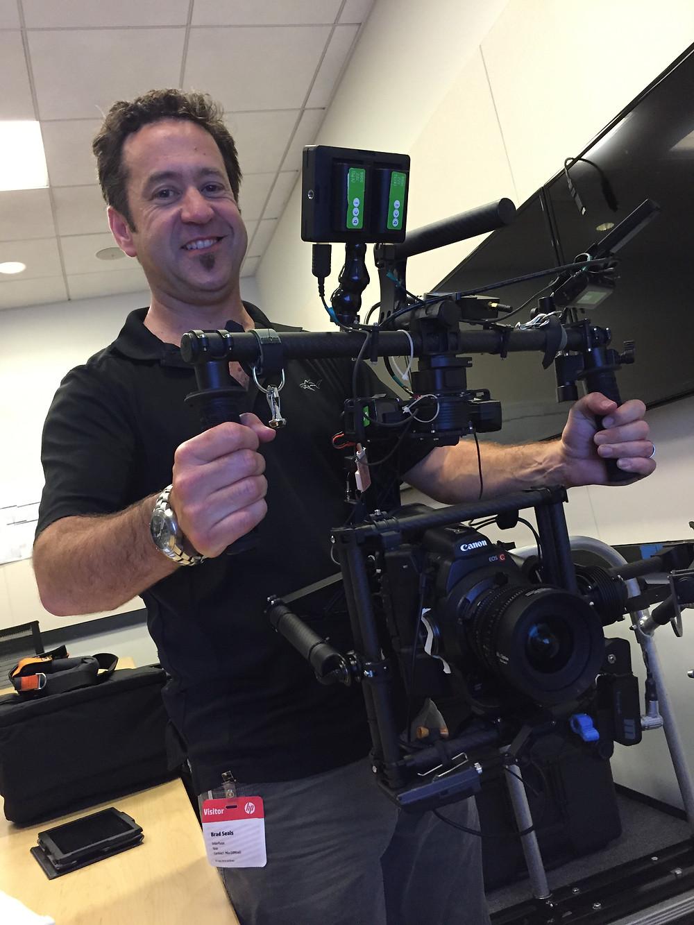 Ronin Camera Rig