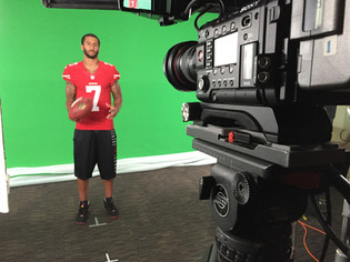 Shot the Opening with 49ers for Monday Night Football for ESPN!