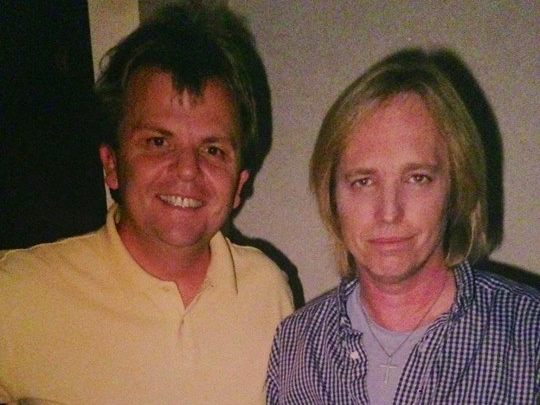 Shot a Rock Doc with the incredible Tom Petty!