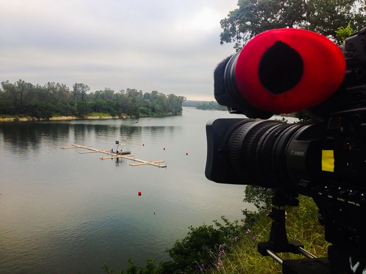Long Lens from PAC12 rowing event!
