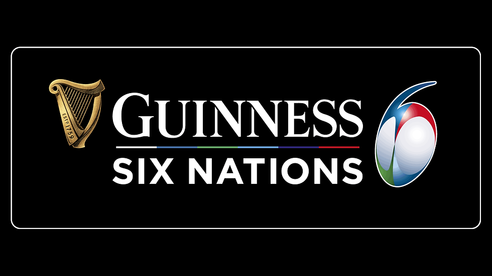 Guinness Six Nations Box