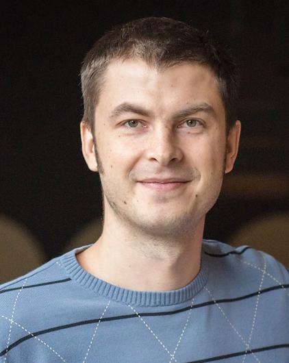 Архитектор Юрий Дудник