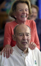 Jack Eckerd's 90th birthday