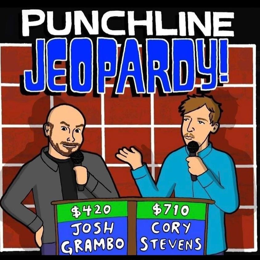 Punchline Jeopardy