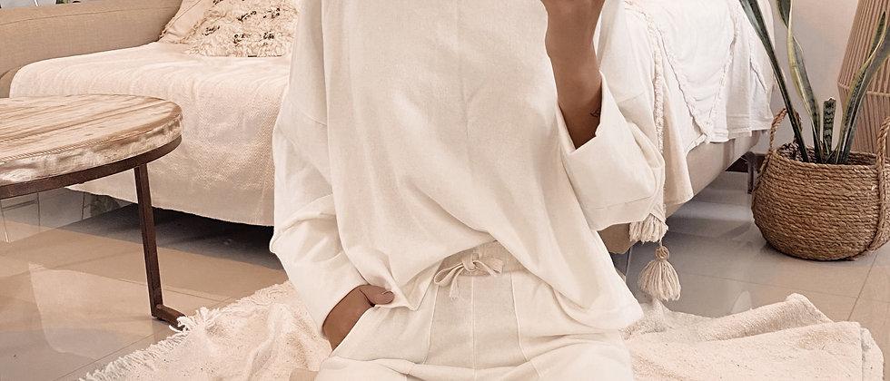 Amber Shirt Rústico / Off White PRE ORDER