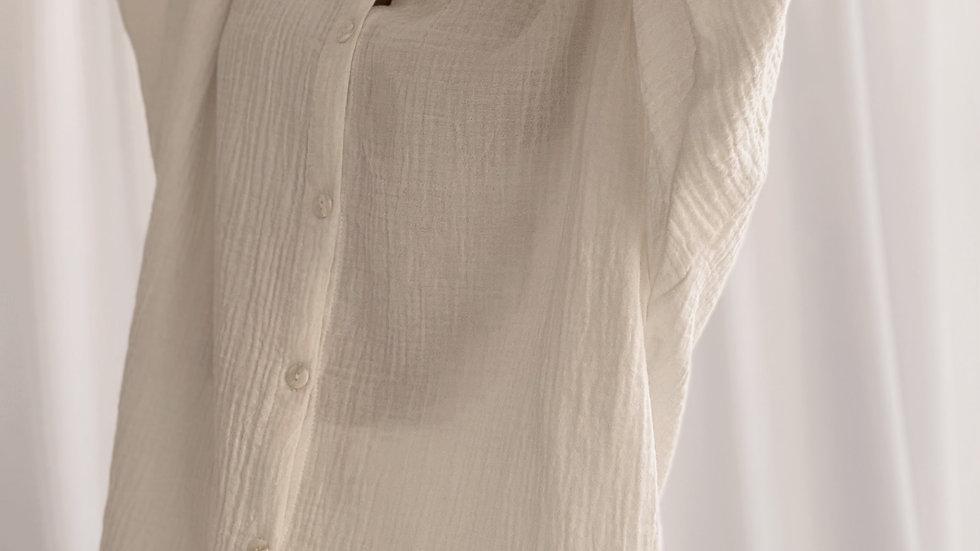 Camisa New Positano / Off White