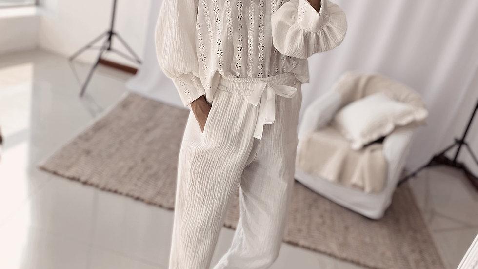 Moka Pants / Off White