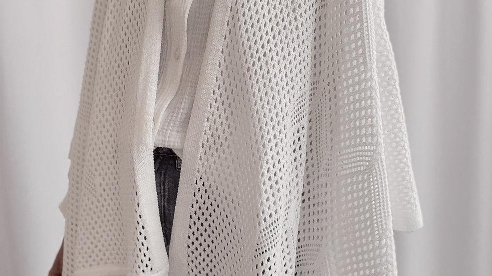 Ruana Memé / Off white