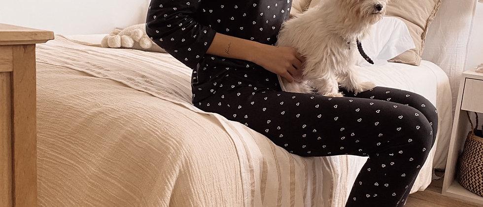 Pijama Dark Heart