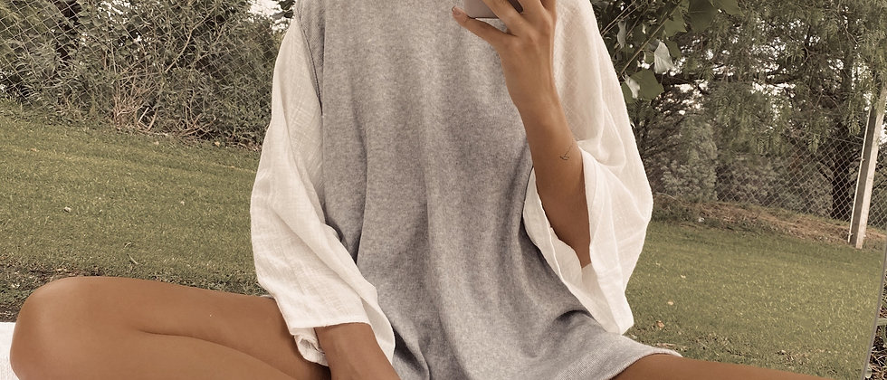 Julia Dress / Grey