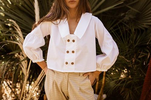 Camisa Anne / Off White
