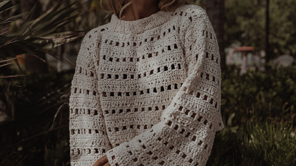 Honolulu sweater