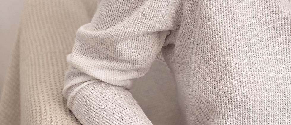 Sweater Lilium Algodón / Off White