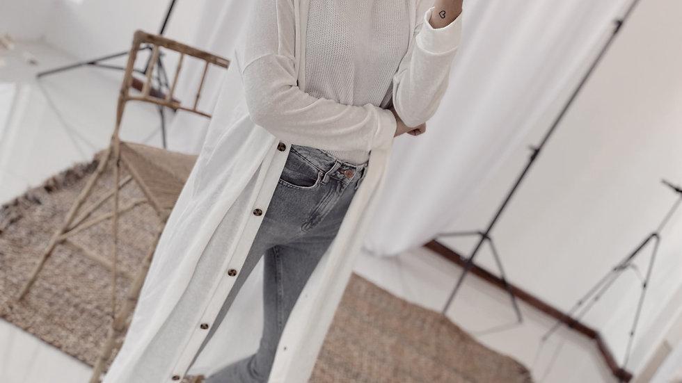 Cardigan Tiscali / Off White