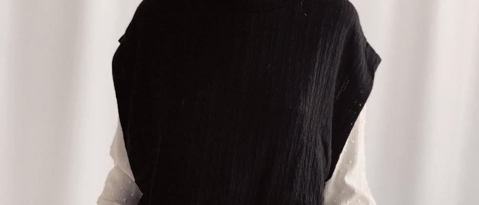 Chaleco Vita / Black